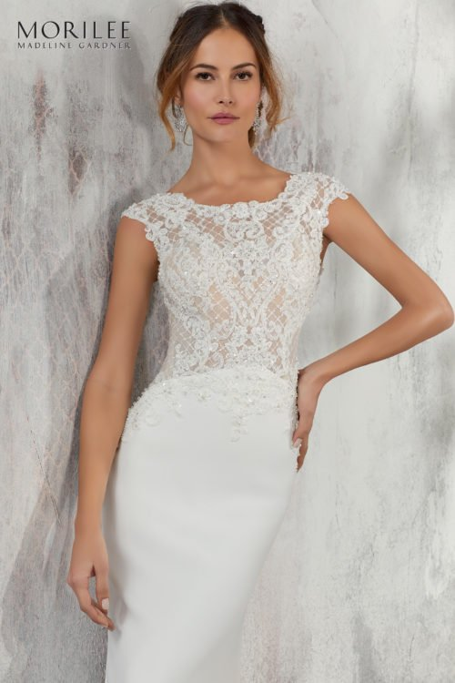 Morilee Lesley Wedding Dress style number 5688
