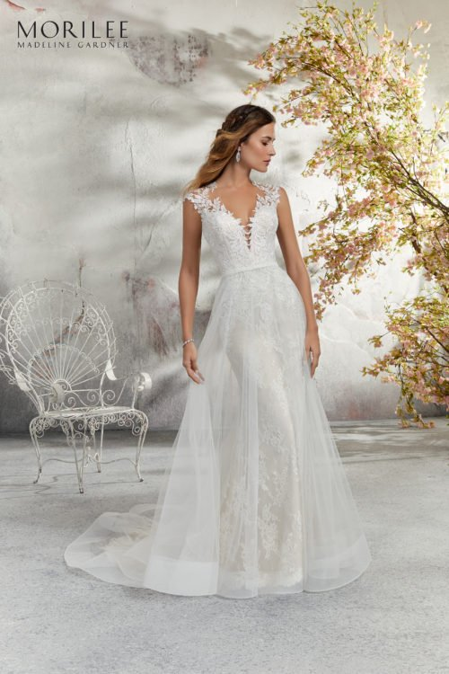 Morilee Lenore Wedding Dress style number 5689