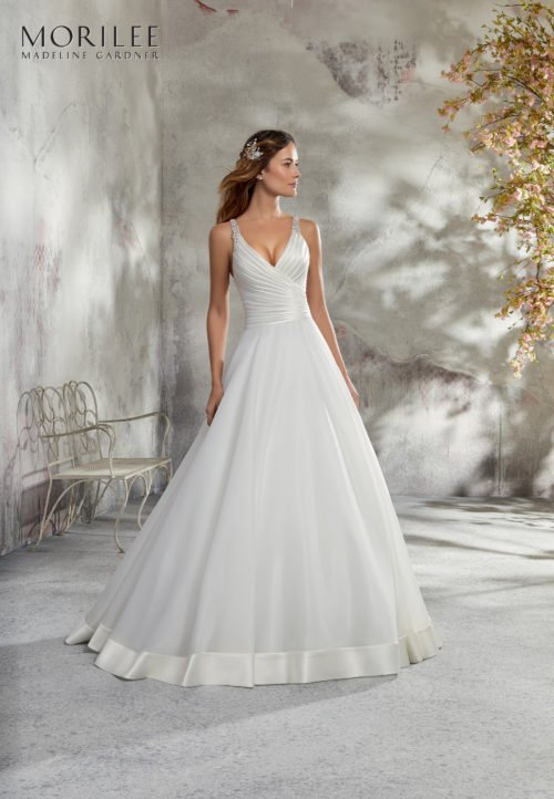 Morilee Lorena Wedding Dress style number 5690