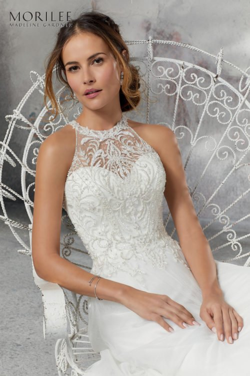 Morilee Lourdes Wedding Dress style number 5691