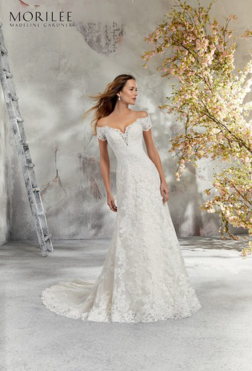 Morilee Linda Wedding Dress style number 5692
