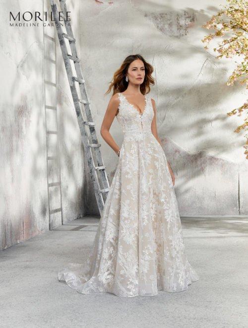 Morilee Lauren Wedding Dress style number 5695