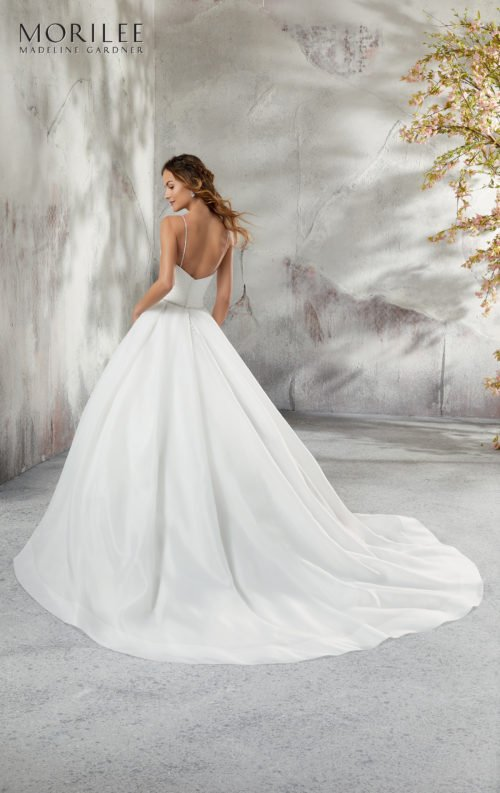 Morilee Laurissa Wedding Dress style number 5696