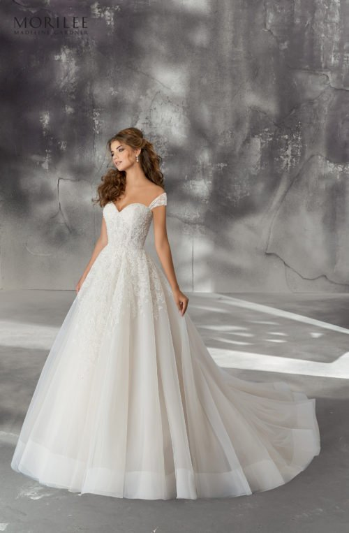 Morilee Laurielle Wedding Dress style number 8270