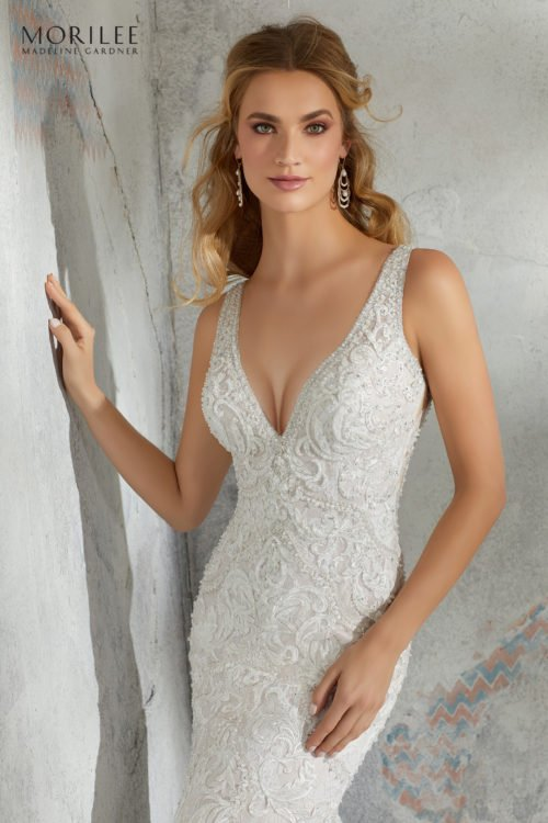 Morilee Leilah Wedding Dress style number 8271