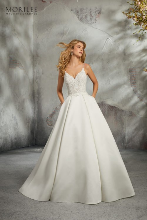 Morilee Luella Wedding Dress style number 8272