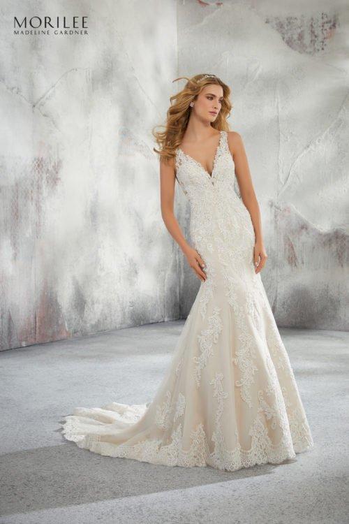 Morilee Lana Wedding Dress style number 8274
