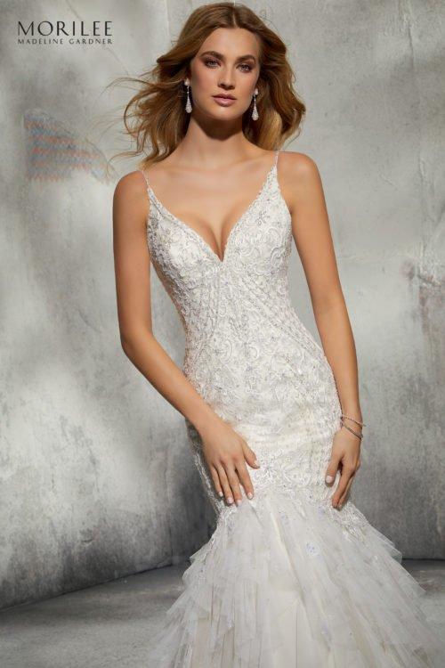 Morilee Lolita Wedding Dress style number 8275