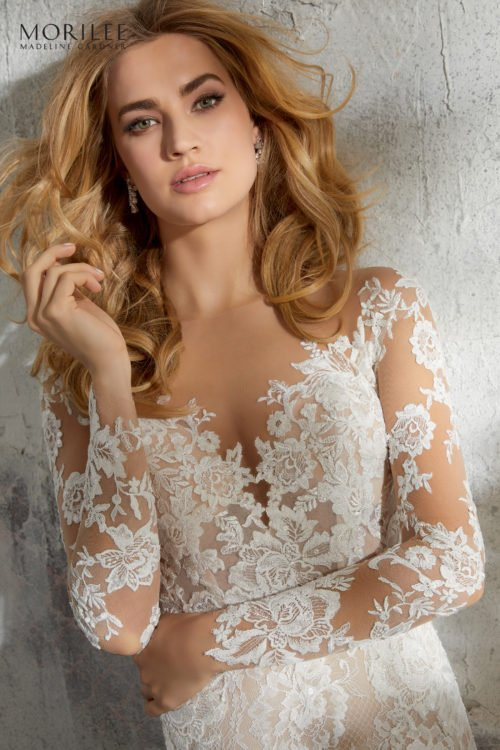 Morilee Lorraine Wedding Dress style number 8276