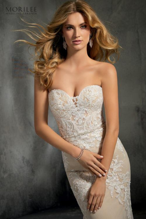 Morilee Lisette Wedding Dress style number 8278