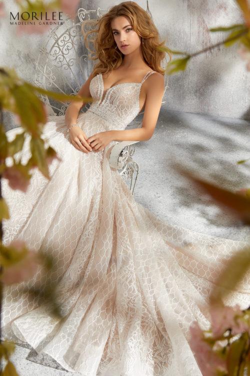 Morilee Lindsey Wedding Dress style number 8279