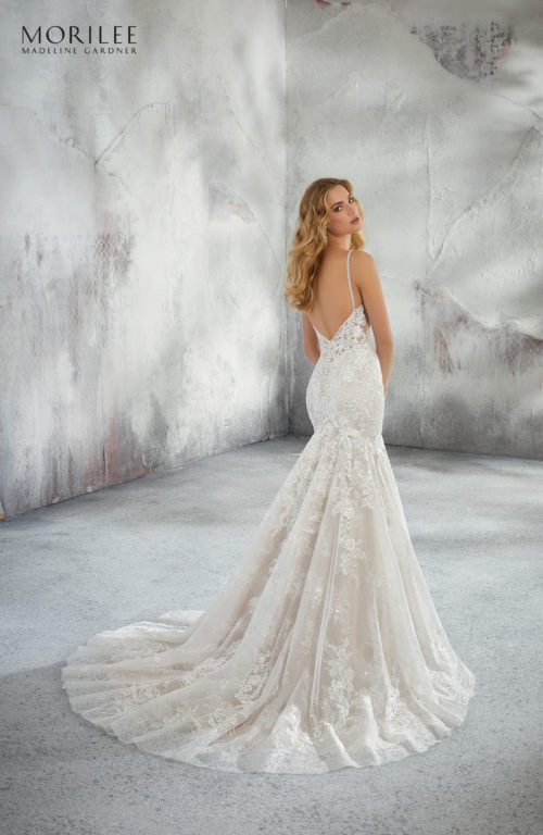 Morilee Lexi Wedding Dress style number 8280