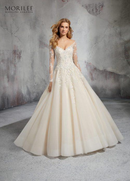 Morilee Laurel Wedding Dress style number 8281