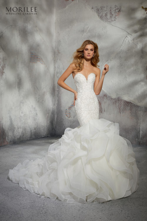 35bba0d19a ... Morilee Leona Wedding Dress style number 8282