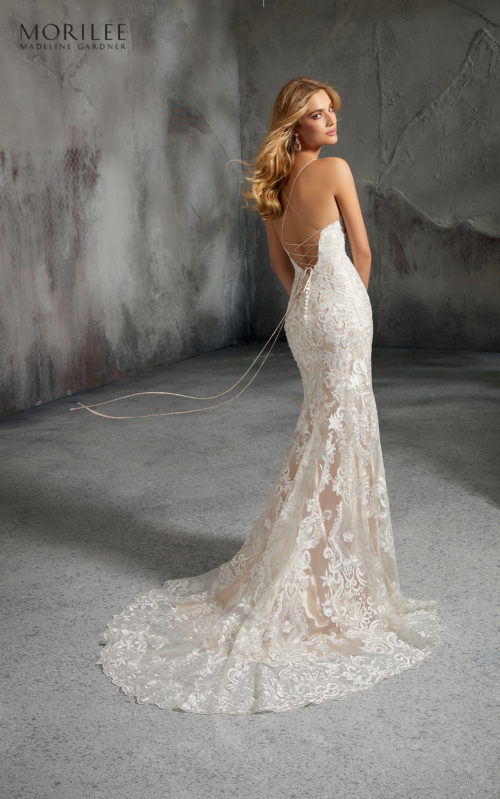Morilee Laura Wedding Dress style number 8285