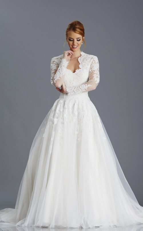 Jessica Grace Bruges Wedding Dress