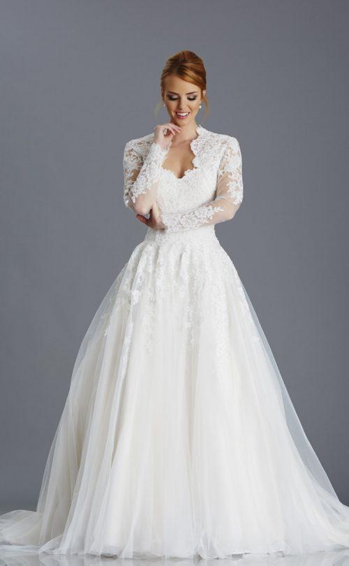 Jessica Grace Bruges Wedding Dress