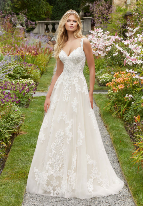 564b0955347 Morilee Paoletta Wedding Dress style number 2020 Morilee Paoletta Wedding  Dress style number 2020