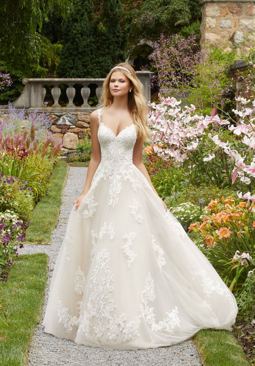 Morilee Paoletta Wedding Dress style number 2020