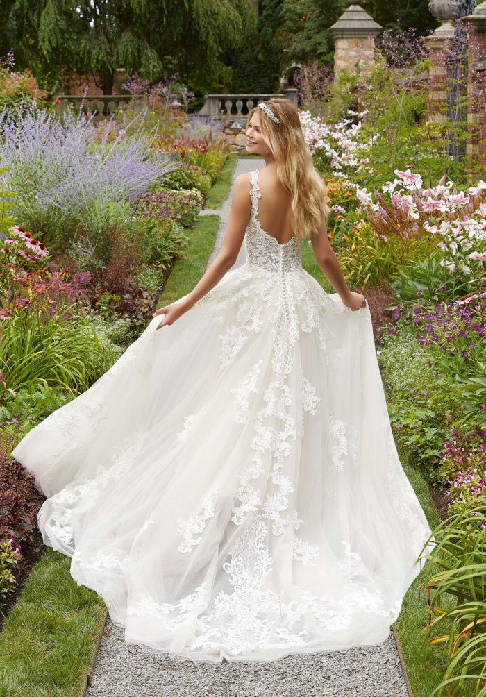 Morilee Paoletta Wedding Dress style number 2020