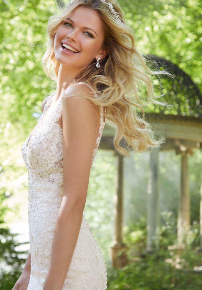 Morilee Paige Wedding Dress style number 2021