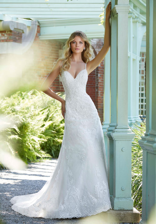 Morilee Palma Wedding Dress style number 2023