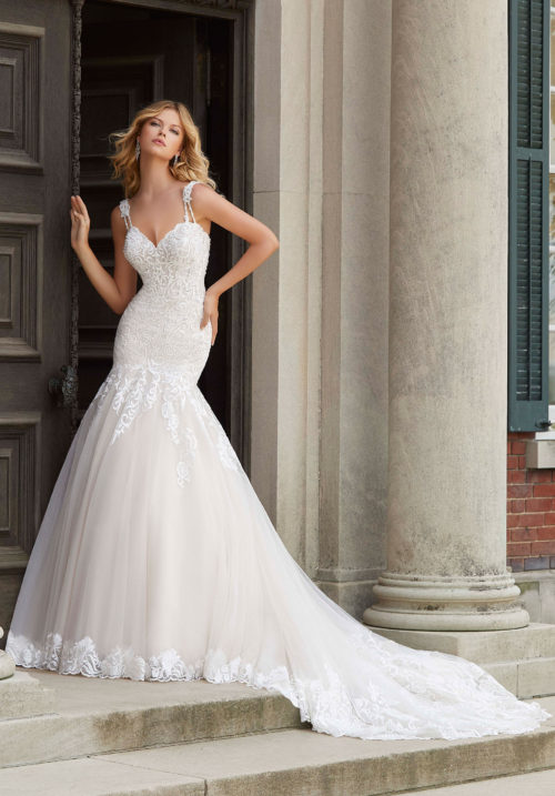 Morilee Prospera Wedding Dress style number 2024