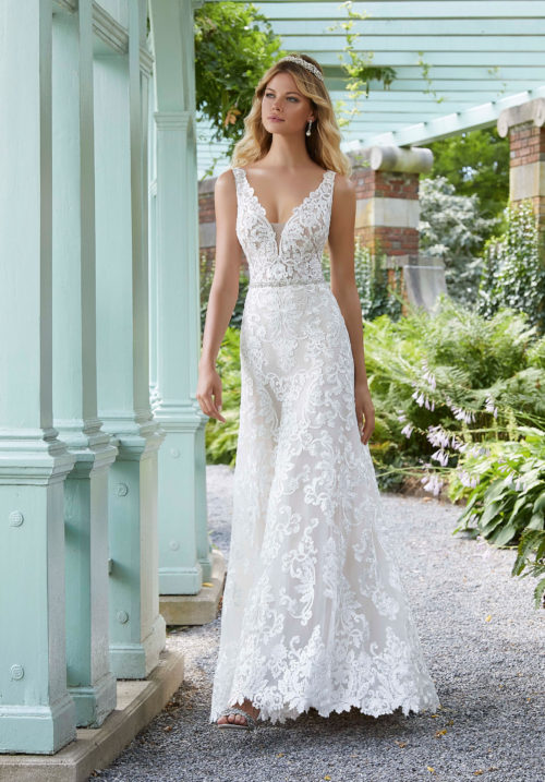 Morilee Pauline Wedding Dress style number 2025