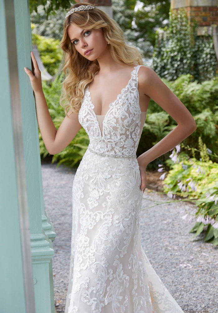 Morilee Pauline Wedding Dress style number 2025