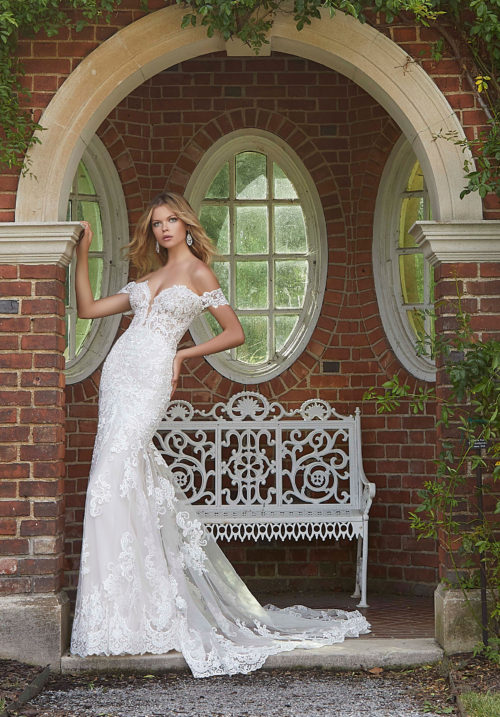 Morilee Priyanka Wedding Dress style number 2026