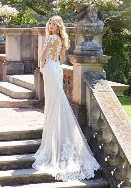 Morilee Phillipa Wedding Dress style number 2027