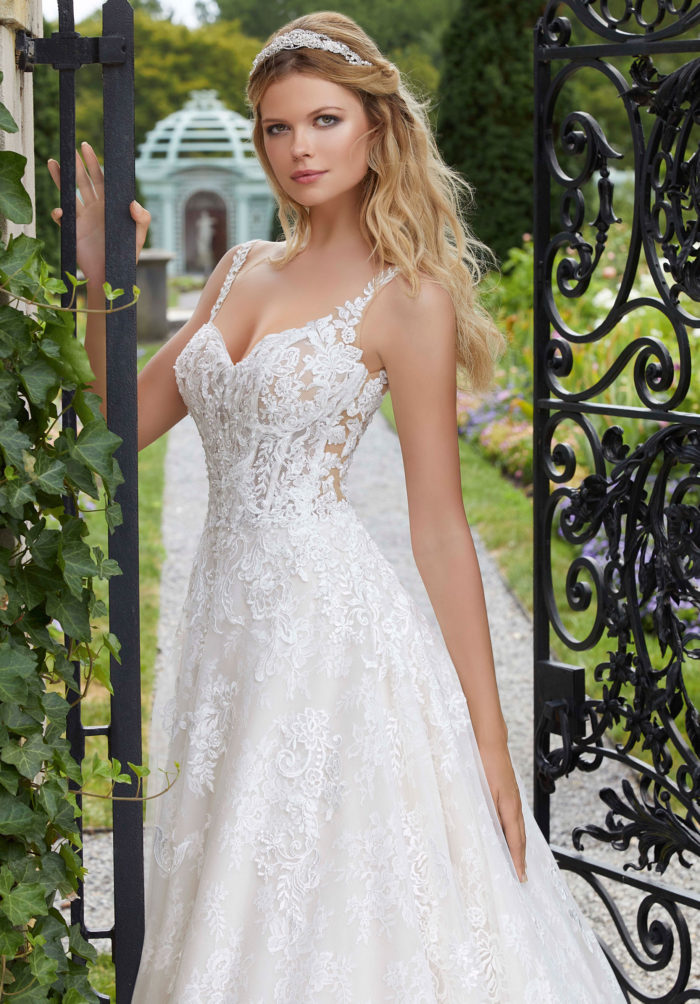 Morilee Patricia Wedding Dress style number 2029