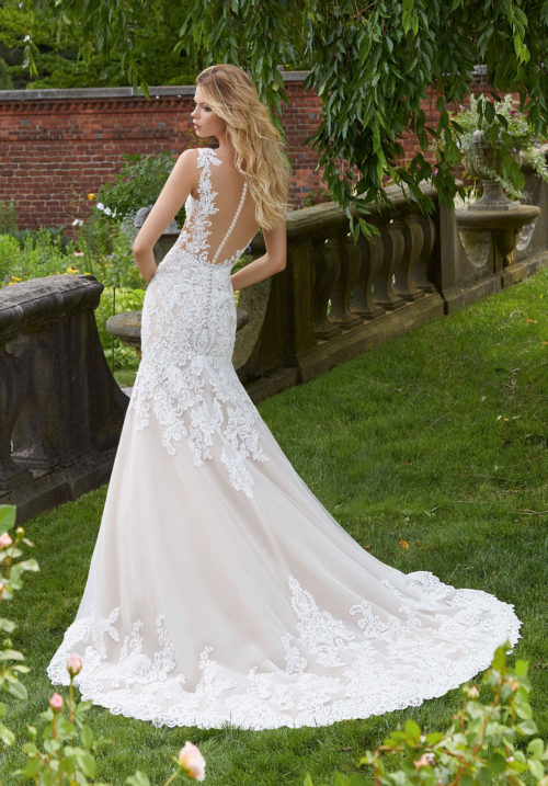 Morilee Penelope Wedding Dress style number 2031