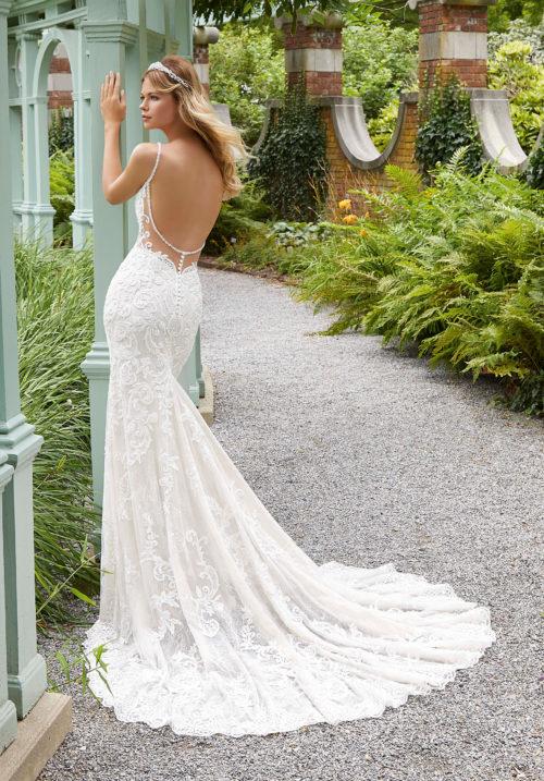 Morilee Perdita Wedding Dress style number 2033