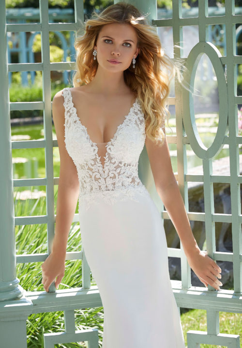Morilee Pippa Wedding Dress style number 2034