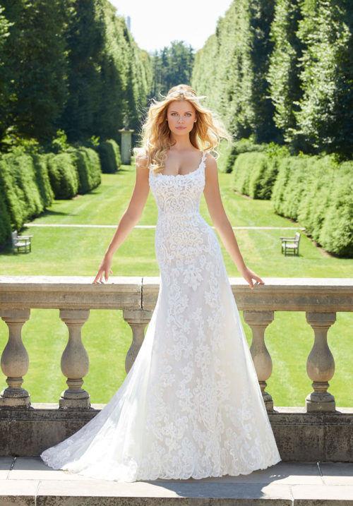 Morilee Padma Wedding Dress style number 2035