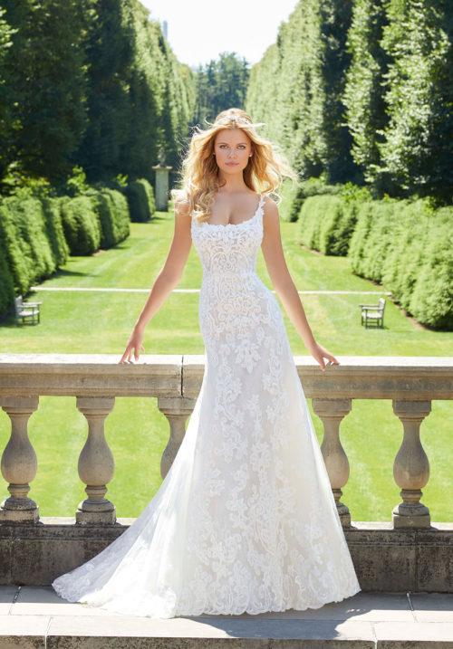 Morilee Padma Wedding Dress style number 2035