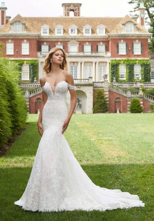 Morilee Pasiphae Wedding Dress style number 2036