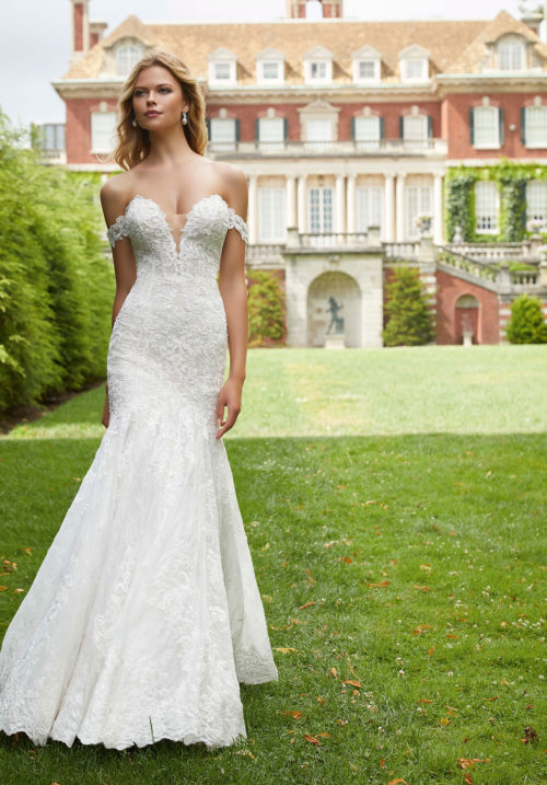 Morilee Pasiphae Wedding Dress style number 2036