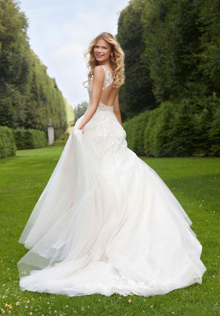 Morilee Paladia Wedding Dress style number 2037