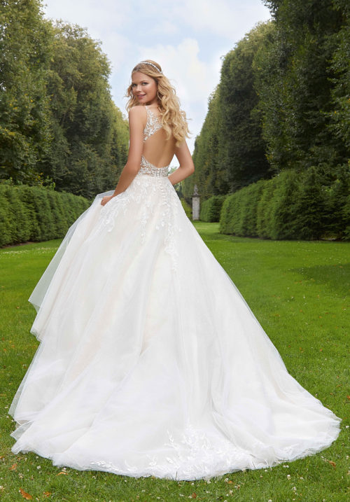 Morilee Paladia Wedding Dress style number 2037