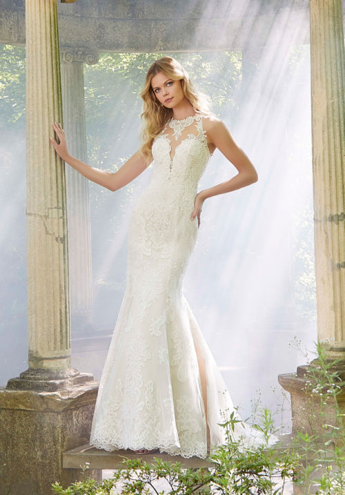 Morilee Parvati Wedding Dress style number 2038