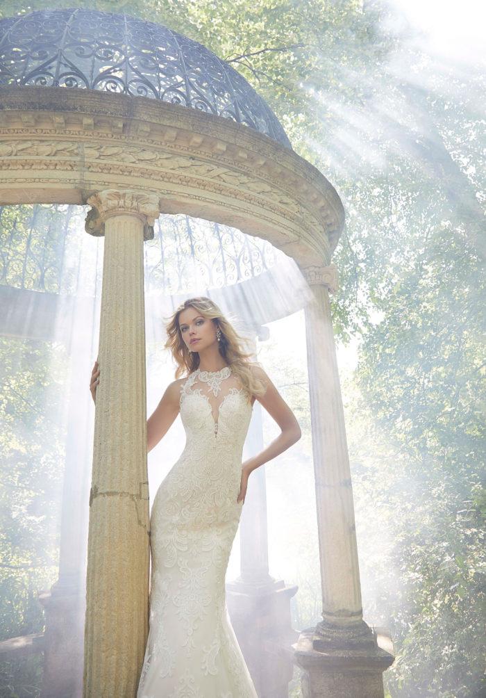 Morilee Parvati Wedding Dress style number 2038