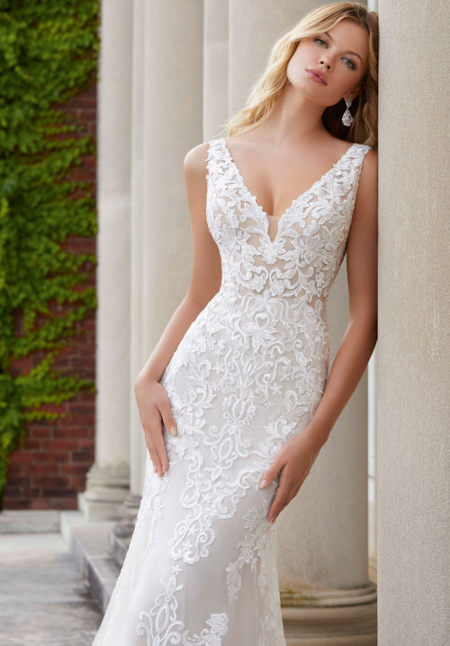 Morilee Petula Wedding Dress style number 2039