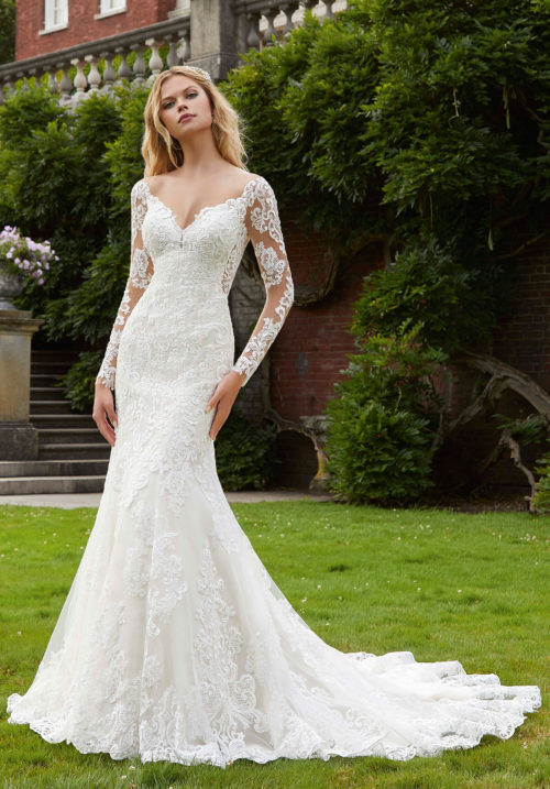 Morilee Philomena Wedding Dress style number 2040