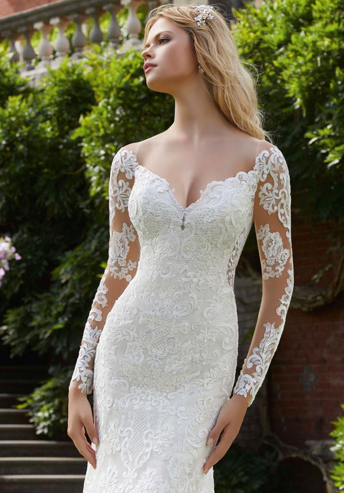 Morilee Philomena Wedding Dress style number 2040