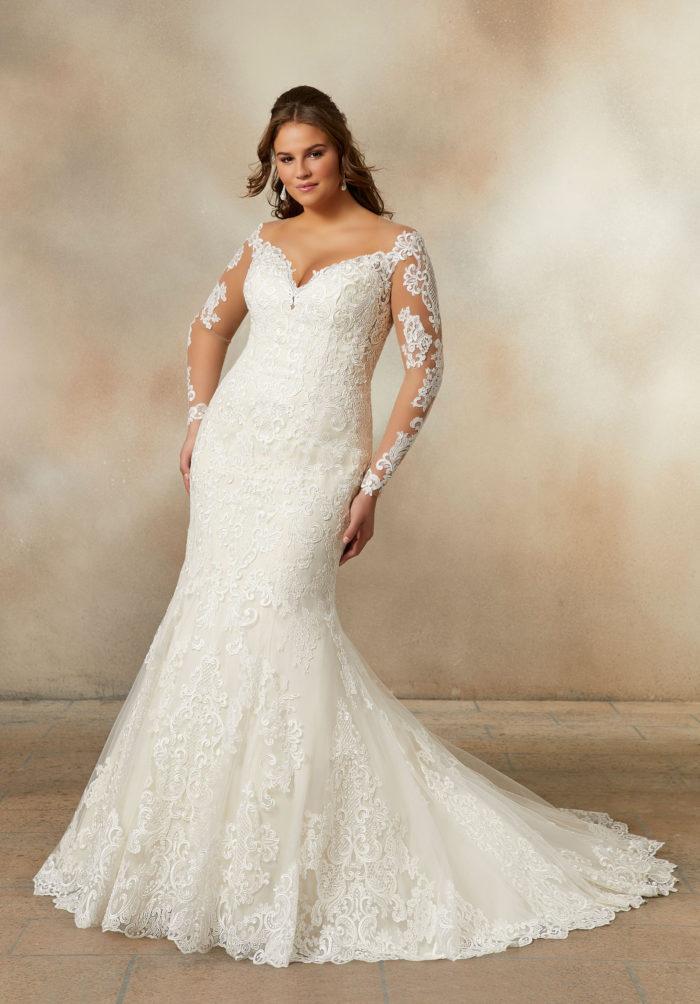Morilee Philomena Wedding Dress style number 2040W