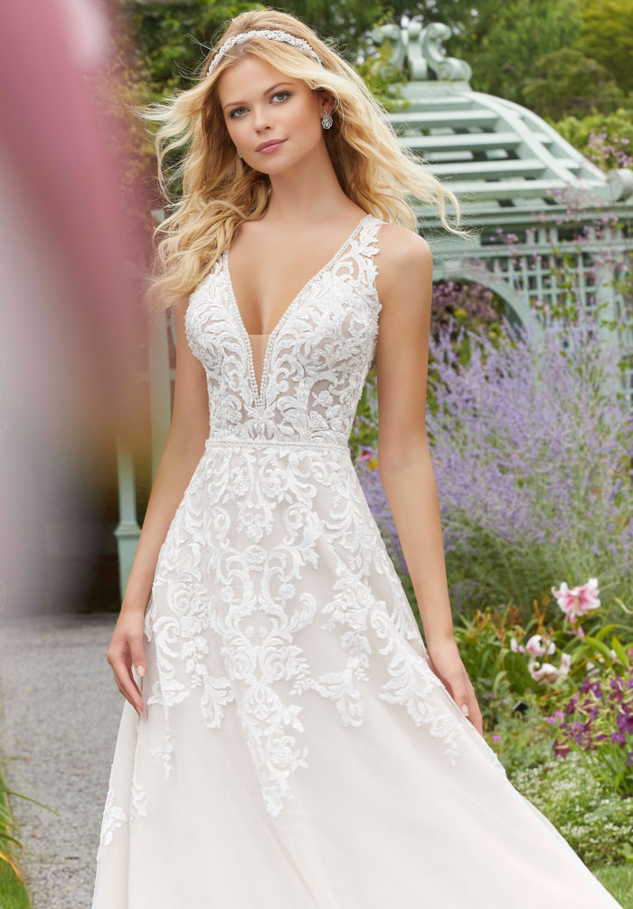 Morilee Parthenia Wedding Dress style number 2041