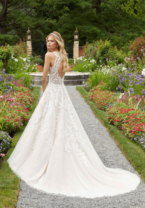 Morilee Parthenia Wedding Dress style number 2041