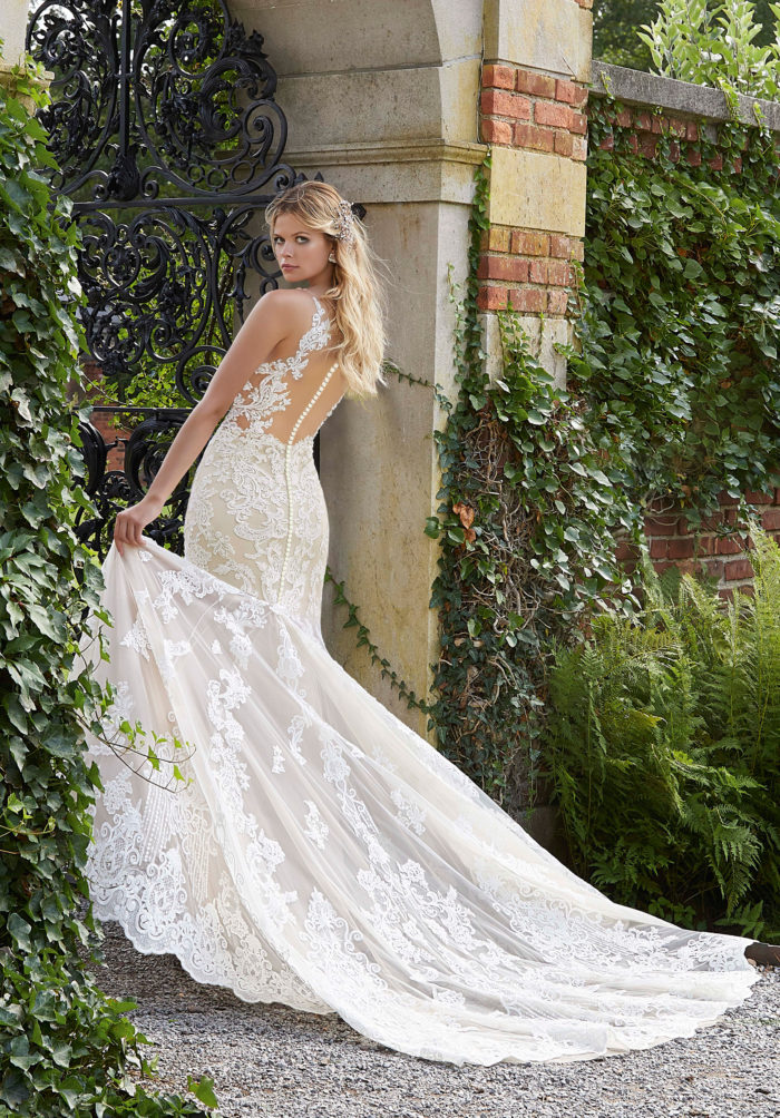 Morilee Pascha Wedding Dress style number 2043